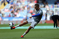 James Maddison of Leicester City before Leicester City vs Wolverhampton Wanderers, Premier League Football at the King Power Stadium on 11th August 2019