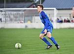 2017-09-16 / Voetbal / Seizoen 2017-2018 / KVV Vosselaar / Ruben Vaes<br /> <br /> ,Foto: Mpics.be