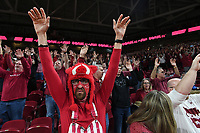 NWA Democrat-Gazette/J.T. WAMPLER Arkansas lost 87-72 to Kentucky Tuesday Feb. 20, 2018 at Bud Walton Arena in Fayetteville.