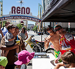 A photo from the 2013 Eldorado Reno 500 Expo in Reno, NV on Friday, July 12, 201.