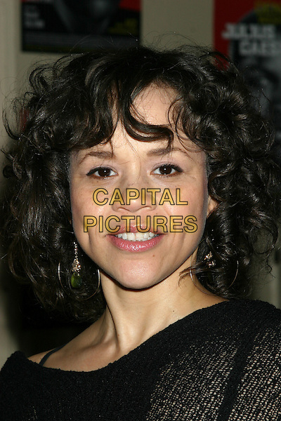 ROSIE PEREZ.Julius Caesar Broadway Opening Night, Arrivals, Belasco Theatre in New York City, USA, April 3rd 2005..portrait headshot .Ref: IW.www.capitalpictures.com.sales@capitalpictures.com.©Ian Wilson/Capital Pictures.
