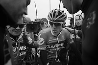 Liège-Bastogne-Liège 2013..winner: Dan Martin (IRL) after the finishline