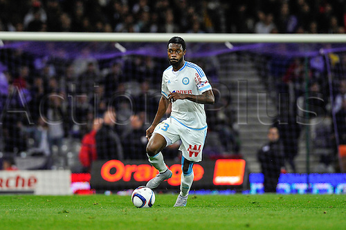 23.09.2015. Toulouse, France. French League 1 football. Toulouse versus Marseille.  Nicolas NKOULOU (om)