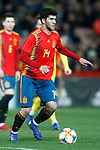 Spain's Carles Alena  during the International Friendly match on 21th March, 2019 in Granada, Spain. (ALTERPHOTOS/Alconada)
