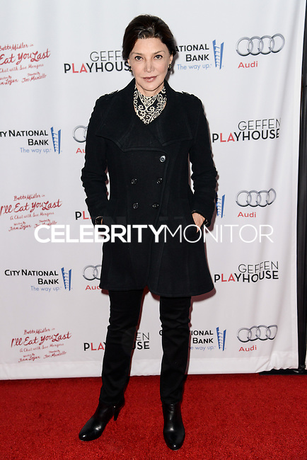 """LOS ANGELES, CA - DECEMBER 05: Opening Night Of Bette Midler In """"I'll Eat You Last: A Chat With Sue Mengers"""" held at the Geffen Playhouse on December 5, 2013 in Los Angeles, California. (Photo by Cliff Robertson/Celebrity Monitor)"""