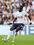 Tottenham's Moussa Sissoko in action during the pre season match at Wembley Stadium, London. Picture date 5th August 2017. Picture credit should read: David Klein/Sportimage