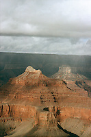 GEOLOGY - AMERICAN  WEST<br /> View of the Grand Canyon<br /> Grand Canyon National Park