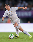 Denis Cheryshev of Real Madrid CF in action during the FC Internazionale Milano vs Real Madrid  as part of the International Champions Cup 2015 at the Tianhe Sports Centre on 27 July 2015 in Guangzhou, China. Photo by Hendrik Frank / Power Sport Images