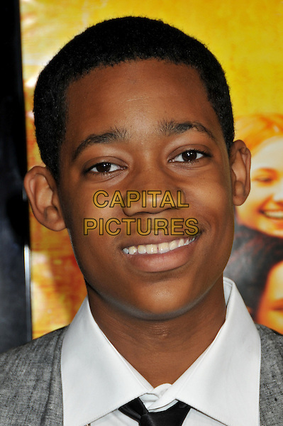 """TYLER JAMES WILLIAMS.The Secret Life Of Bees"""" Los Angeles Premiere at The Academy Of Motion Picture Arts & Sciences, Beverly Hills, California, USA..October 6th, 2008.headshot portrait .CAP/ADM/BP.©Byron Purvis/AdMedia/Capital Pictures."""