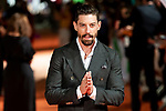 Actor Adrian Lastra attends to orange carpet of 'Velvet' during FestVal in Vitoria, Spain. September 04, 2018. (ALTERPHOTOS/Borja B.Hojas)