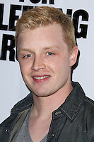 "HOLLYWOOD, LOS ANGELES, CA, USA - APRIL 01: Noel Fisher at the Los Angeles Premiere Of Screen Media Films' ""10 Rules For Sleeping Around"" held at the Egyptian Theatre on April 1, 2014 in Hollywood, Los Angeles, California, United States. (Photo by Xavier Collin/Celebrity Monitor)"