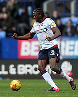 Bolton Wanderers' Clayton Donaldson <br /> <br /> Photographer Andrew Kearns/CameraSport<br /> <br /> The EFL Sky Bet Championship - Bolton Wanderers v Swansea City - Saturday 10th November 2018 - University of Bolton Stadium - Bolton<br /> <br /> World Copyright © 2018 CameraSport. All rights reserved. 43 Linden Ave. Countesthorpe. Leicester. England. LE8 5PG - Tel: +44 (0) 116 277 4147 - admin@camerasport.com - www.camerasport.com