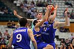 Basketball Champions League 2017/18 - Previus.<br /> Divina Seguros Joventut vs Dinamo Tbilisi: 86-66.<br /> Londaridze, Mavra &amp; Patsatsia.