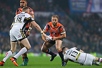 Picture by Alex Whitehead/SWpix.com - 07/10/2017 - Rugby League - Betfred Super League Grand Final - Castleford Tigers v Leeds Rhinos - Old Trafford, Manchester, England - Castleford's Paul McShane.