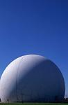 AMHK8F The Golf Ball RAF radar installation Mundesley Trimingham Norfolk England