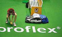 18-12-13,Netherlands, Rotterdam,  Topsportcentrum, Tennis Masters, Proflex court <br /> Photo: Henk Koster