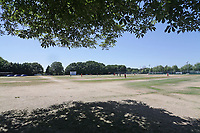 General view of play during Wanstead and Snaresbrook CC vs Hornchurch CC, Shepherd Neame Essex League Cricket at Overton Drive on 30th June 2018