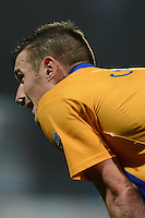 Mansfield Town's Lee Collins during the Sky Bet League 2 match between Mansfield Town and Wycombe Wanderers at the One Call Stadium, Mansfield, England on 31 October 2015. Photo by Garry Griffiths.