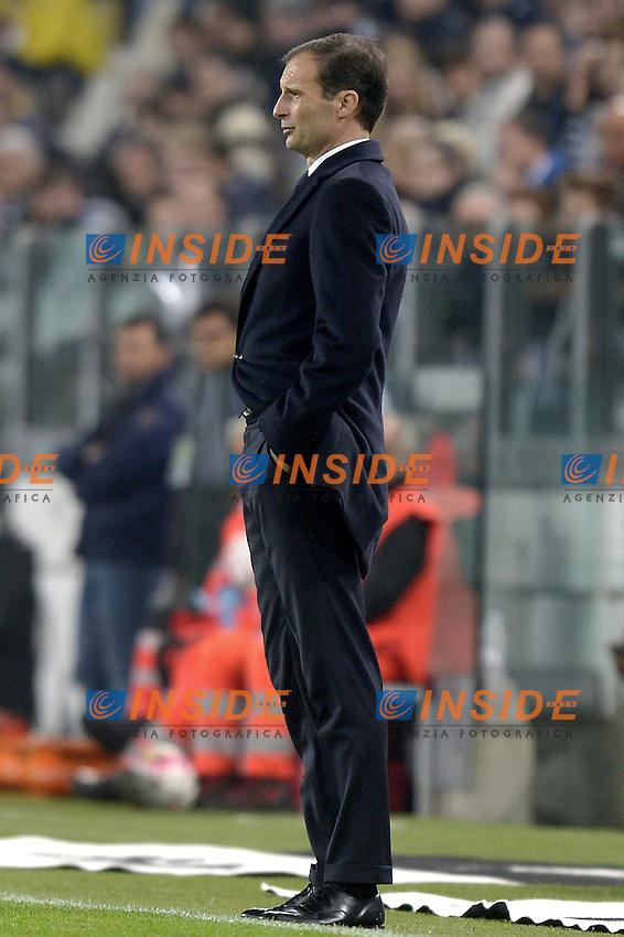 Massimiliano Allegri,<br /> Torino 02-04-2016, Juventus Stadium, Football Calcio 2015/2016 Serie A, Juventus - Empoli, Foto Filippo Alfero/Insidefoto