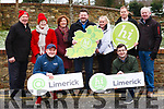 Abbeyfeale Community Council (ACC) are delighted at being awarded funding by Healthy Ireland towards the setting up of a 10 week &quot;Healthy Abbeyfeale&quot; pilot project. <br /> Front :Joe Weir &amp; Trevor McCarthy. Back: Billy &amp; Tess Lane , Mo Foley Walsh, Maurice O&rsquo; Connell, Kay Fitzgerald, Gerard Ward , Vincent Sheehy.