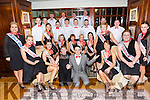 Dancers at the Ballymac GAA Strictly Come Dancing at Ballygarry Hotel on Saturday were Emma Daly, Karen Daly and Laura Daly