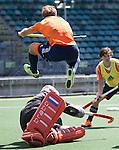20:5 1e Training Oranje mannen Stadion