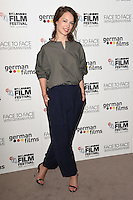 """Paula Beer<br /> at the London Film Festival 2016 premiere of """"Queen of Katwe"""" at the Odeon Leicester Square, London.<br /> <br /> <br /> ©Ash Knotek  D3168  09/10/2016"""