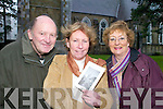FUNDS: Ronnie Miller, Sue Watterson (Priest in Charge) and Anne Hawkins (Church Warden) who are raising funds for the restoration of St Mary's Church of Ireland in Killarney.   Copyright Kerry's Eye 2008