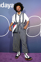 "LOS ANGELES _ JUN 4:  Jeremy O. Harris at the LA Premiere Of HBO's ""Euphoria"" at the Cinerama Dome on June 4, 2019 in Los Angeles, CA"