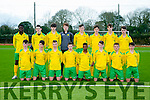 U17 Kerry Team who played Cobh in warm up game at Mounthawk park on Saturday