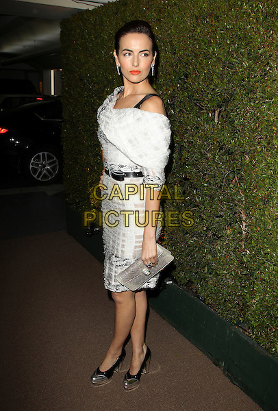 West Hollywood, CA - FEBRUARY 25: Camilla Belle Attending BVLGARI Presents &quot;Decades Of Glamour&quot;, Held at Soho House California on February 25, 2014. Photo Credit:Sadou/UPA/MediaPunch<br /> CAP/MPI/SAD/UPA<br /> &copy;Sadou/UPA/MediaPunch/Capital Pictures