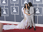 Russell Brand and Katy Perry attends The 53rd Annual GRAMMY Awards held at The Staples Center in Los Angeles, California on February 13,2011                                                                               © 2010 DVS / Hollywood Press Agency
