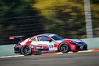 #59 EKS MOTORSPORTS (MAS) PORSCHE 911 GT3 CUP GT CUP LU WEN LONG (CHN) BAO JINLONG (CHN)
