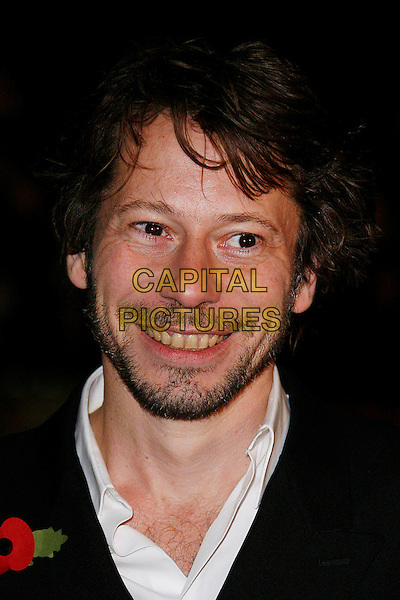 "MATHIEU AMALRIC.The Royal World Premiere of ""Quantum Of Solace"" at the Odeon Leicester Square, London, England. .October 29th 2008 .James Bond headshot portrait stubble facial hair.CAP/DAR.©Darwin/Capital Pictures."