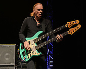 MIAMI, FL - FEBRUARY 09: Billy Sheehan of Sons Of Apollo performs during the Monsters Of Rock pre cruise concert at The Magic City Casino on February 9, 2018 in Miami, Florida. Credit Larry Marano © 2018