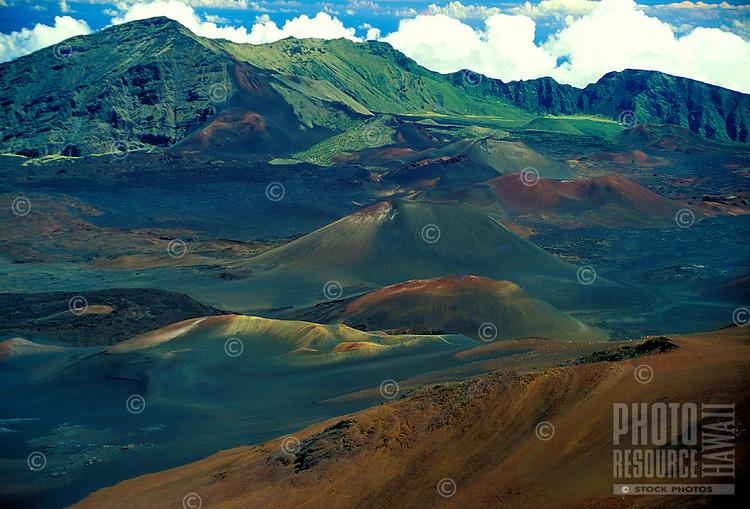 Haleakala Crater, Haleakala National Park, Maui