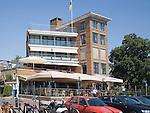 Zomerlust cafe restaurant at Zwijndrecht, Dordrecht, Netherlands