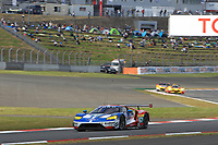 #67 FORD CHIP GANASSI TEAM UK (USA) FORD GT LMGTE PRO ANDY PRIAULX (GBR) HARRY TINCKNELL (GBR)