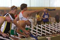 Pentathlon mens world cup held in Budapest, Hungary. Friday, 08. May 2009. ATTILA VOLGYI