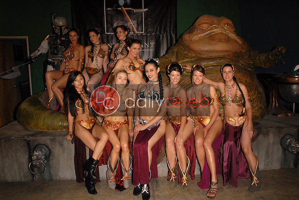 Eliot Sirota, Adrianne Curry, Shae Strandefer, Victoria, Anna Kay Akana, Paula Labaredas, Alicia Arden, Annisse, Natalie Atkins, Jill Franklin and Bridget Lane Parks<br />