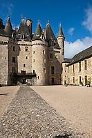 Europe/France/Aquitaine/24/Dordogne/Jumilhac-le-Grand: Château de Jumilhac