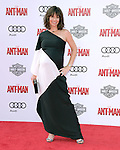 """Evangeline Lilly attends The Premiere Of Marvel's """"Ant-Man"""" held at The Dolby Theatre  in Hollywood, California on June 29,2015                                                                               © 2015 Hollywood Press Agency"""