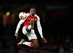 Arsenal's Danny Welbeck in action during the Europa League Group H match at The Emirates Stadium, London. Picture date: December 7th 2017. Picture credit should read: David Klein/Sportimage