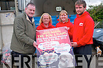 Animal Rescue Animal Heaven are appealing for everyone to support the forthcoming Comedy festival  which will help the local animal welfare organisation save abandoned animals. .L-R Ted Cronin, Suzanne Gibbons, Mary O'Shea and Seamus Fogarty.