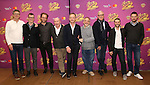 The creative team attend the ''Charlie and the Chocolate Factory' Cast Photo Call at the New 42nd Street Studios on February 21, 2017 in New York City.