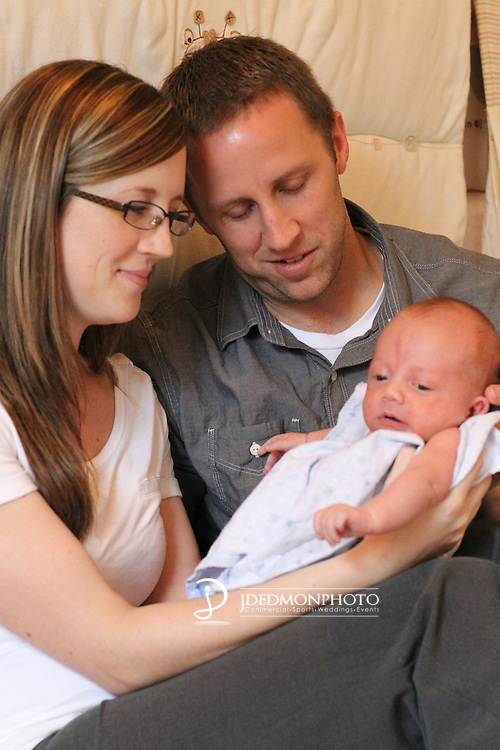 Tim, Tracey, and Maxwell Smith