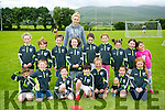 Under 6's enjoying the St Pats Blennervile  Cul Camp on Tuesday