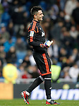 Real Madrid's Antonio Adan during Spanish King's Cup match.November 27,2012. (ALTERPHOTOS/Acero)