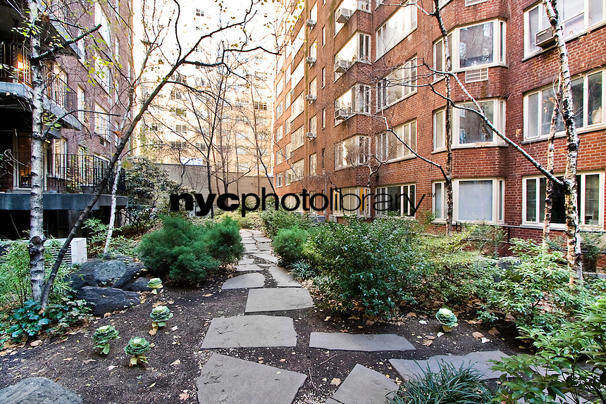 Garden at 185 East 85th Street