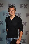 Timothy Olyphant - Justified poses on the red carpet at FX 2012 Ad Sales Upfront held on March 29, 2012 at Lucky Stirke, New York, New York. (Photo by Sue Coflin/Max Photos)